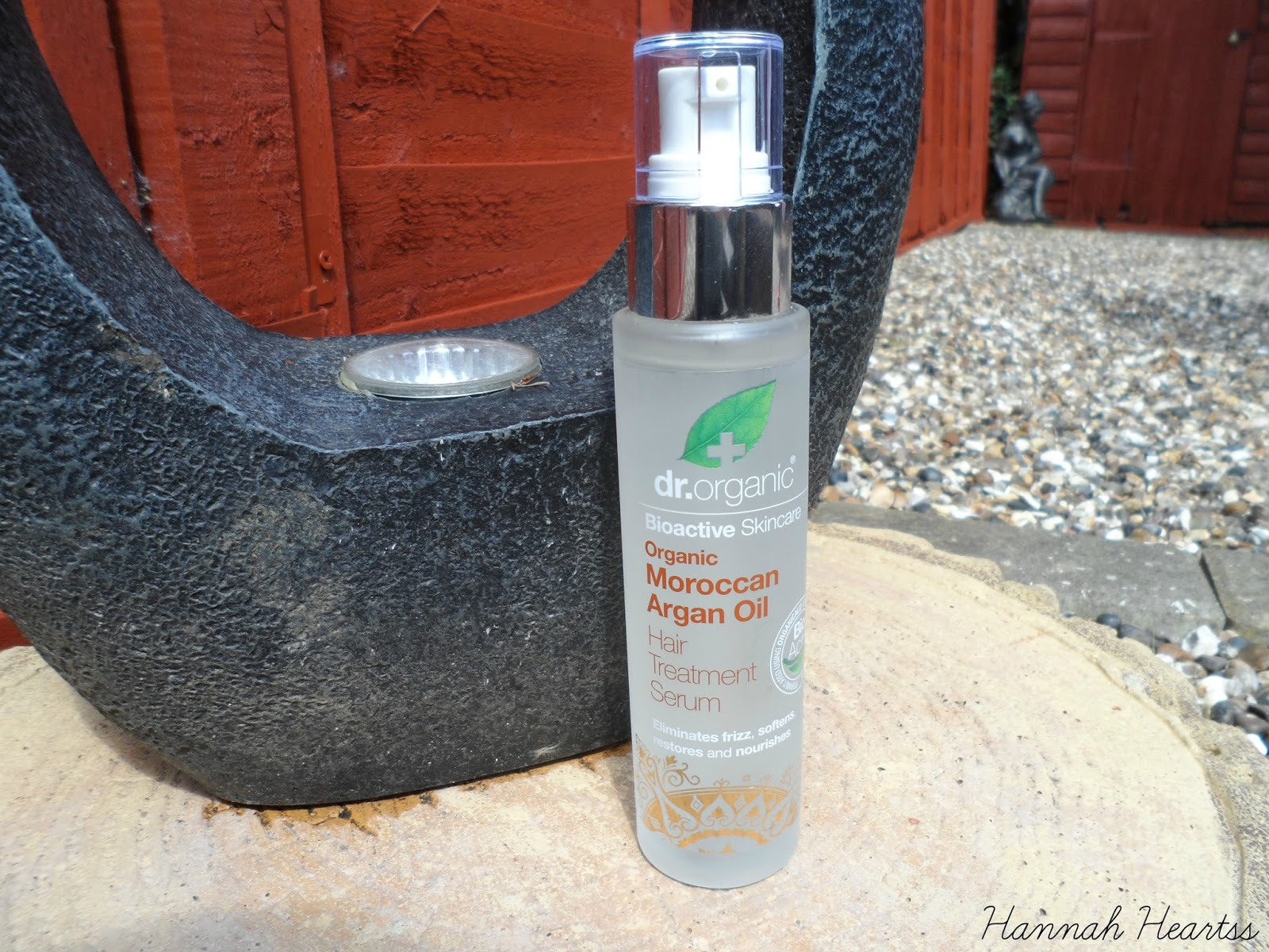 Dr Organic Moroccan Argan Oil Hair Treatment