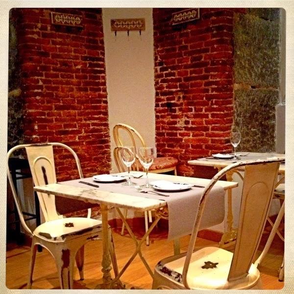 Mad queens la cena de navidad - Restaurante adrede ...