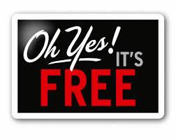 barang gratis atau free stuff