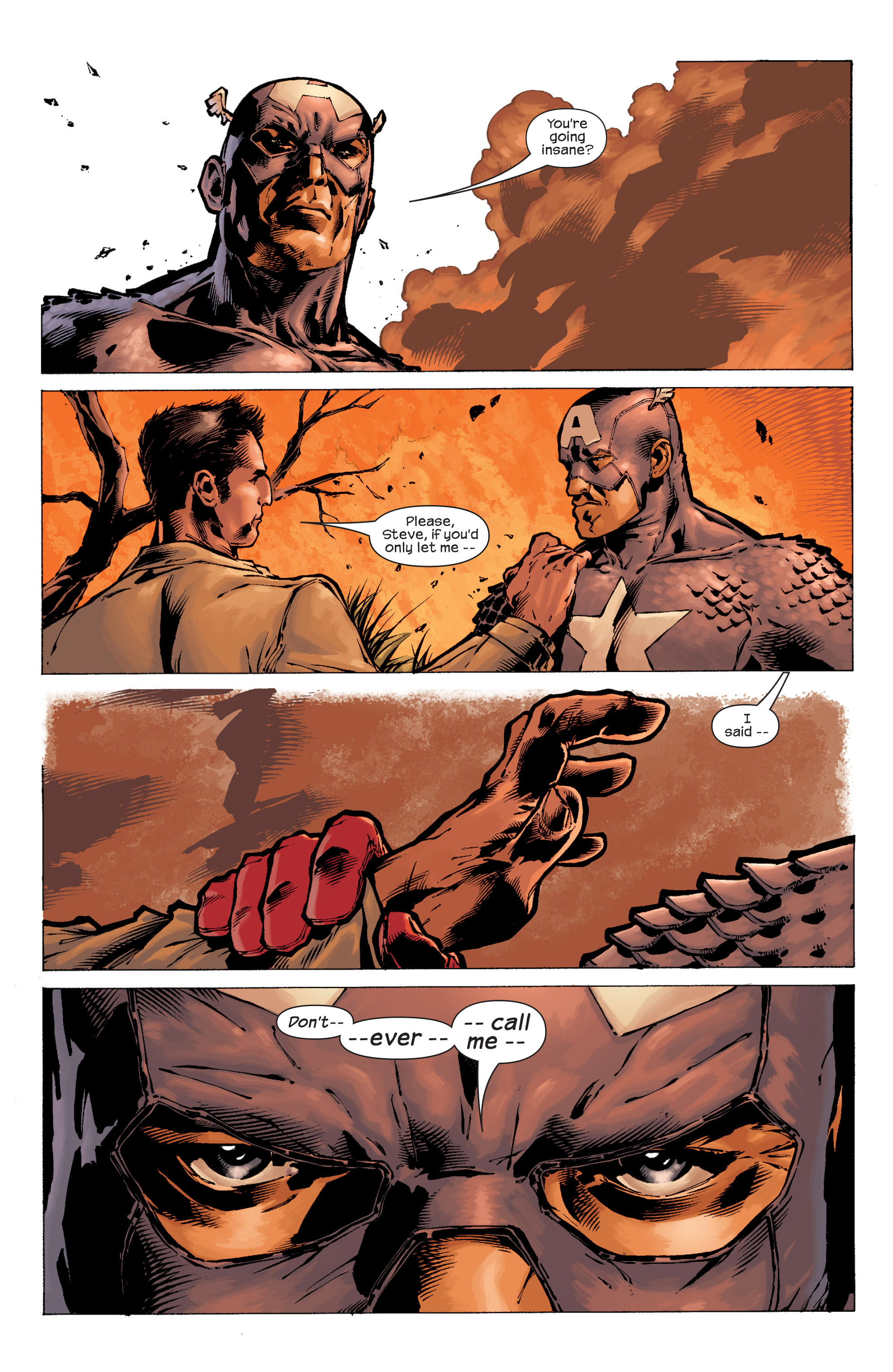Captain America (2002) Issue #9 #10 - English 8