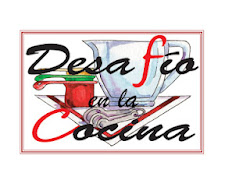DESAFIO EN LA COCINA