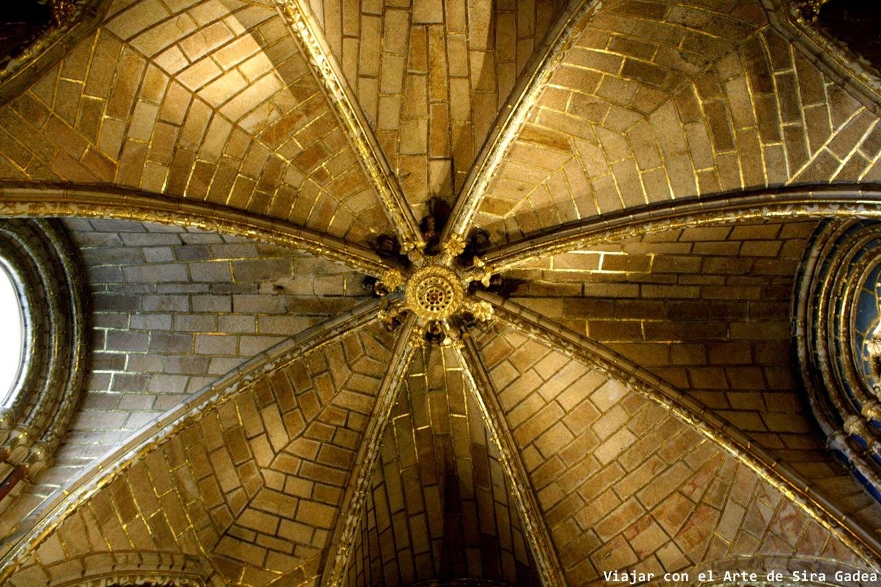 Sacristía catedral Ávila