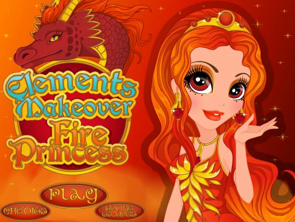 Η Πριγκίπισα της Φωτιάς