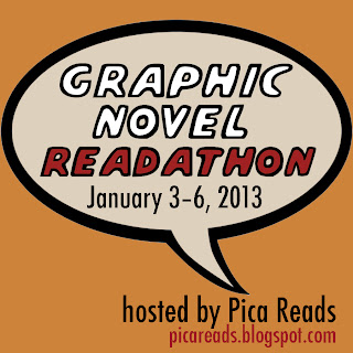 Graphic Novel Readathon