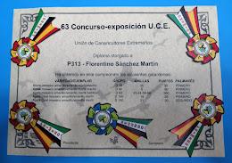 63 Concurso Exposición UCE 2018