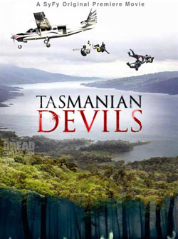 Tasmanian Devils 2013 poster