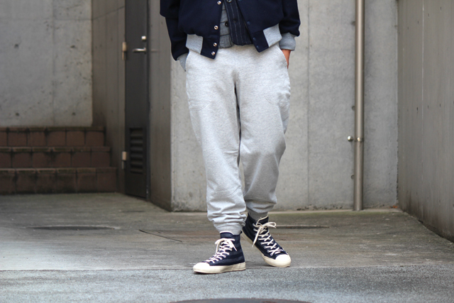 gantrugger 14fw ガントラガー Sweatpants The Brooklyn Circus knitcap watchcap