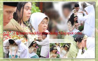 acara siraman pengantin adat sunda