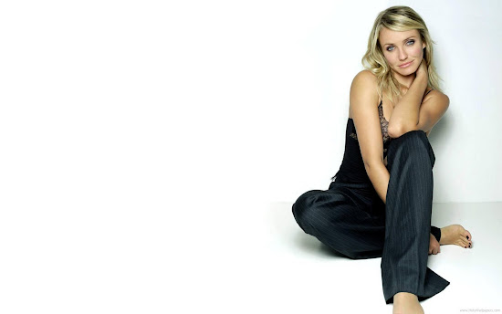 Cameron Diaz Hollywood Actress Wallpaper