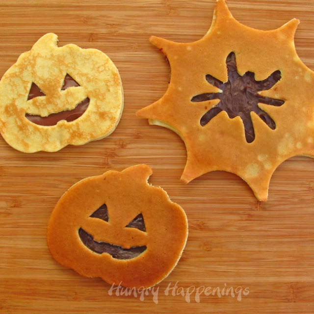 Halloween Shaped Cookie Cutters