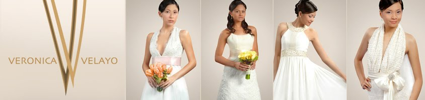 Veronica Velayo Fashion - Bridal Gowns, Wedding Attires in Metro Manila