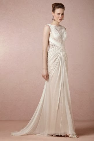 Leyna Wedding Dress - BHLDN
