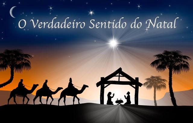o verdadeiro sentido do natal - Qual o Verdadeiro Sentido do Natal?
