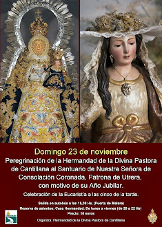 Peregrinación al santuario de Ntra Sra de Consolación, Patrona de Utrera