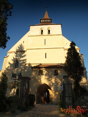 Biserica Evanghelica Sighisoara
