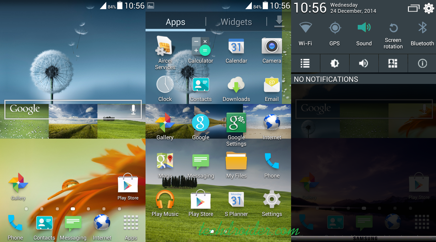 how to change default write disk in android lollipop