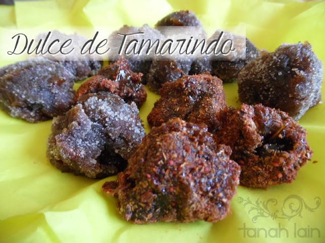 Dulce de Tamarindo