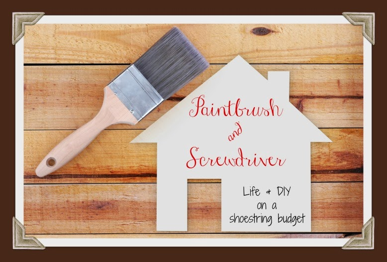 Paintbrush and Screwdriver