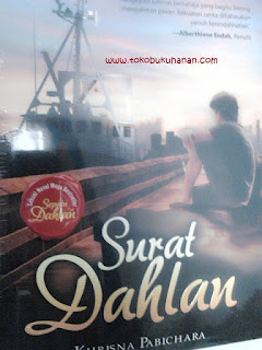 novel Surat Dahlan Khrisna Pabichara