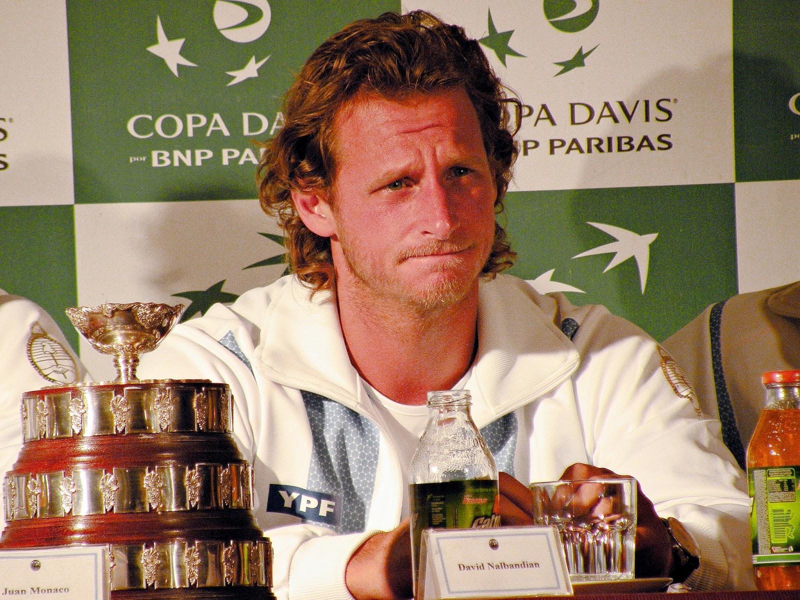Nalbandian  - Copa Davis