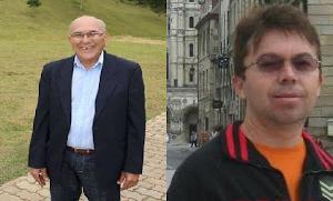 Rosemilton Silva e Marcelo Pinheiro