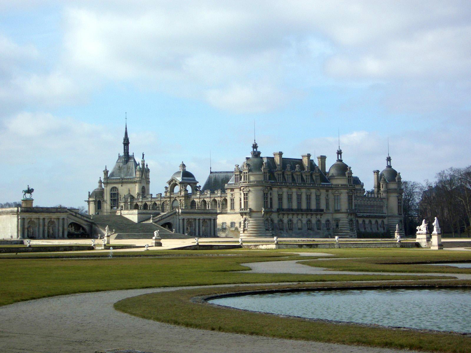 Jogo da Imagem do Google - Página 11 Chateau_de_Chantilly_garden