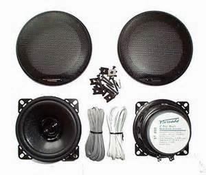 Kualitas suara yang sangat baik yang direproduksi dalam kisaran tertentu melalui komponen speaker