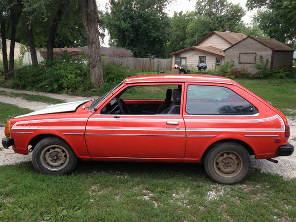 1k: Great Little Car: 1977 Mazda GLC