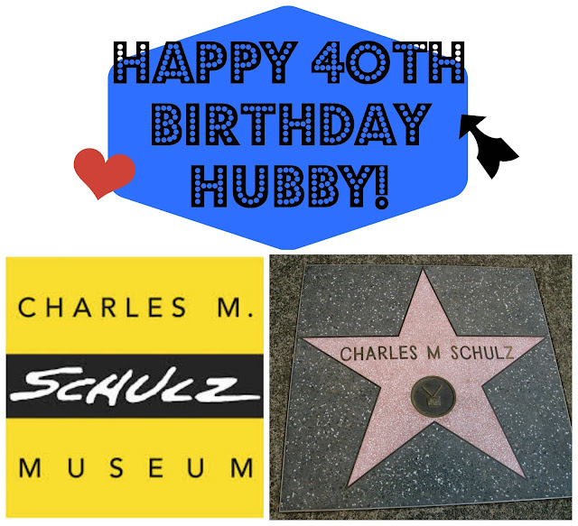 40th birthday, Summer 2013, Charles M. Schulz Museum, Surprises