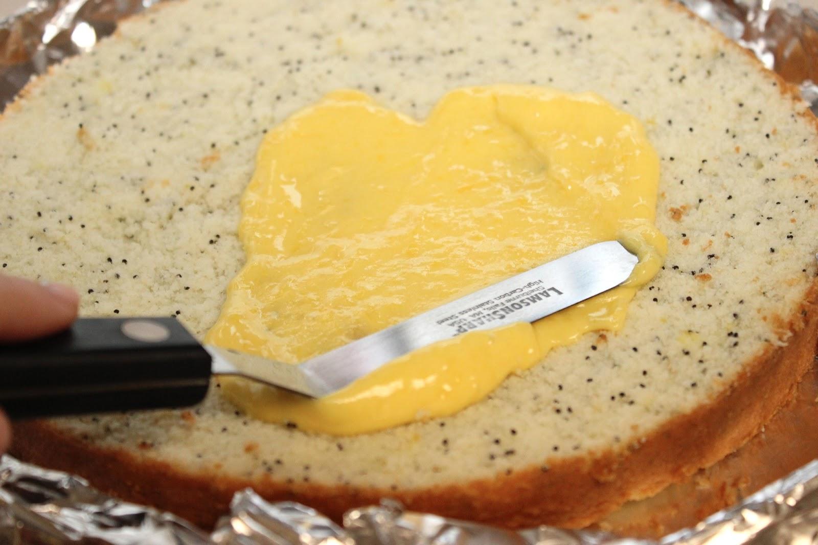 Cupcakesomg Lemon Poppyseed Cake