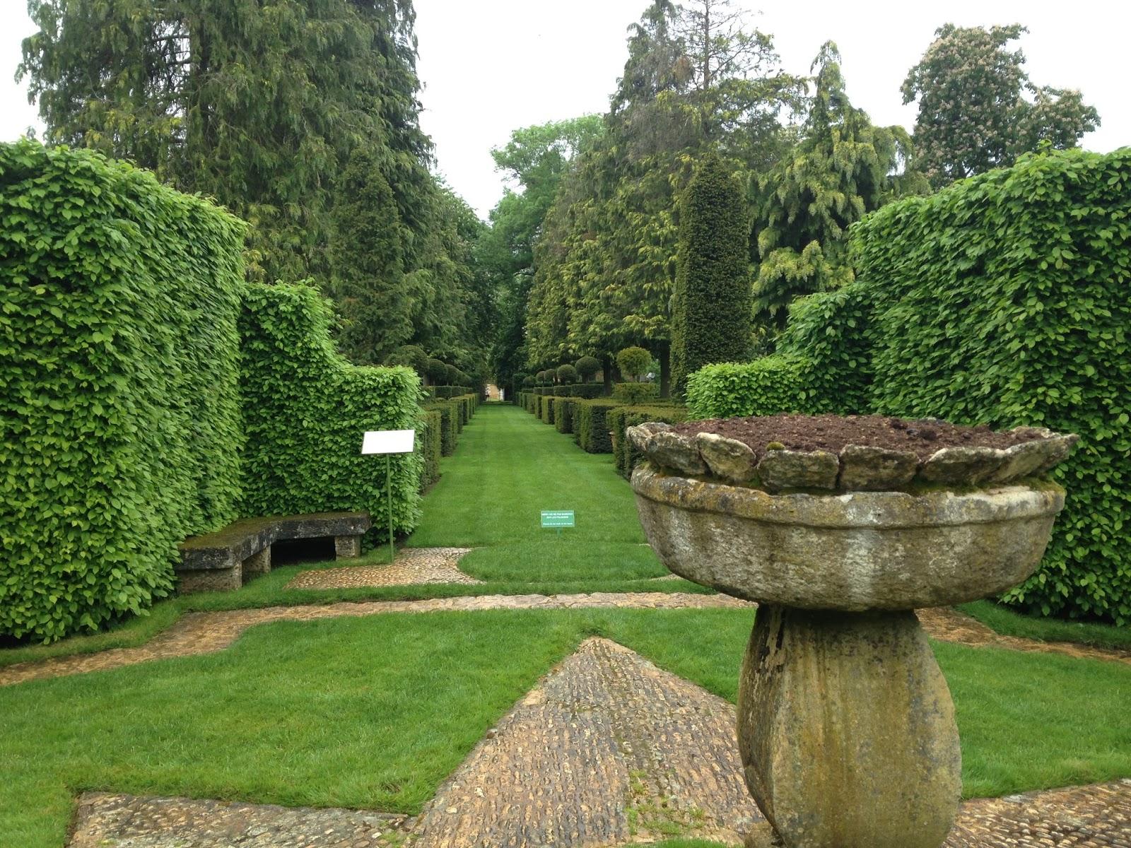 Modern Gardens of the Dordogne Les Jardins du Manoir d Eyrignac