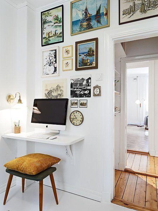 Inspiración: oficina en casa   blog decoración con (tu) estilo ...