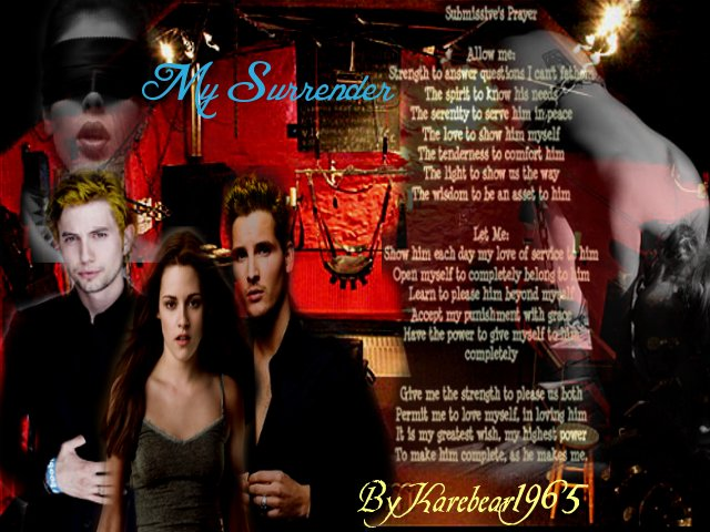 My Surrender banner2