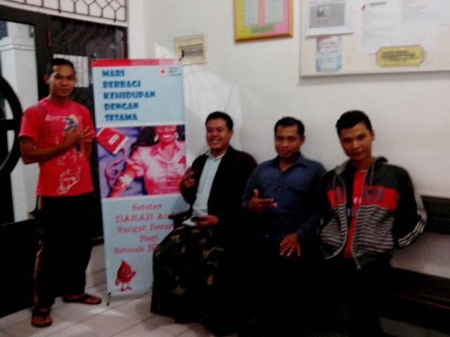 Kader Donor Darah