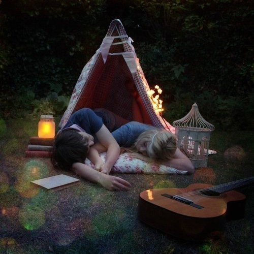 Plan A Romantic Camping Trip