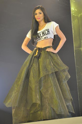 Pinay Celebrities Walk For Bench At Philippine Fashion Week Pinay Celebrity Online Pco