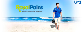 Royal Pains - 5.02 - Blythe Spirits - Preview