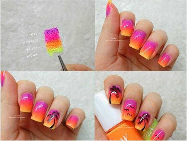 nail tech schools