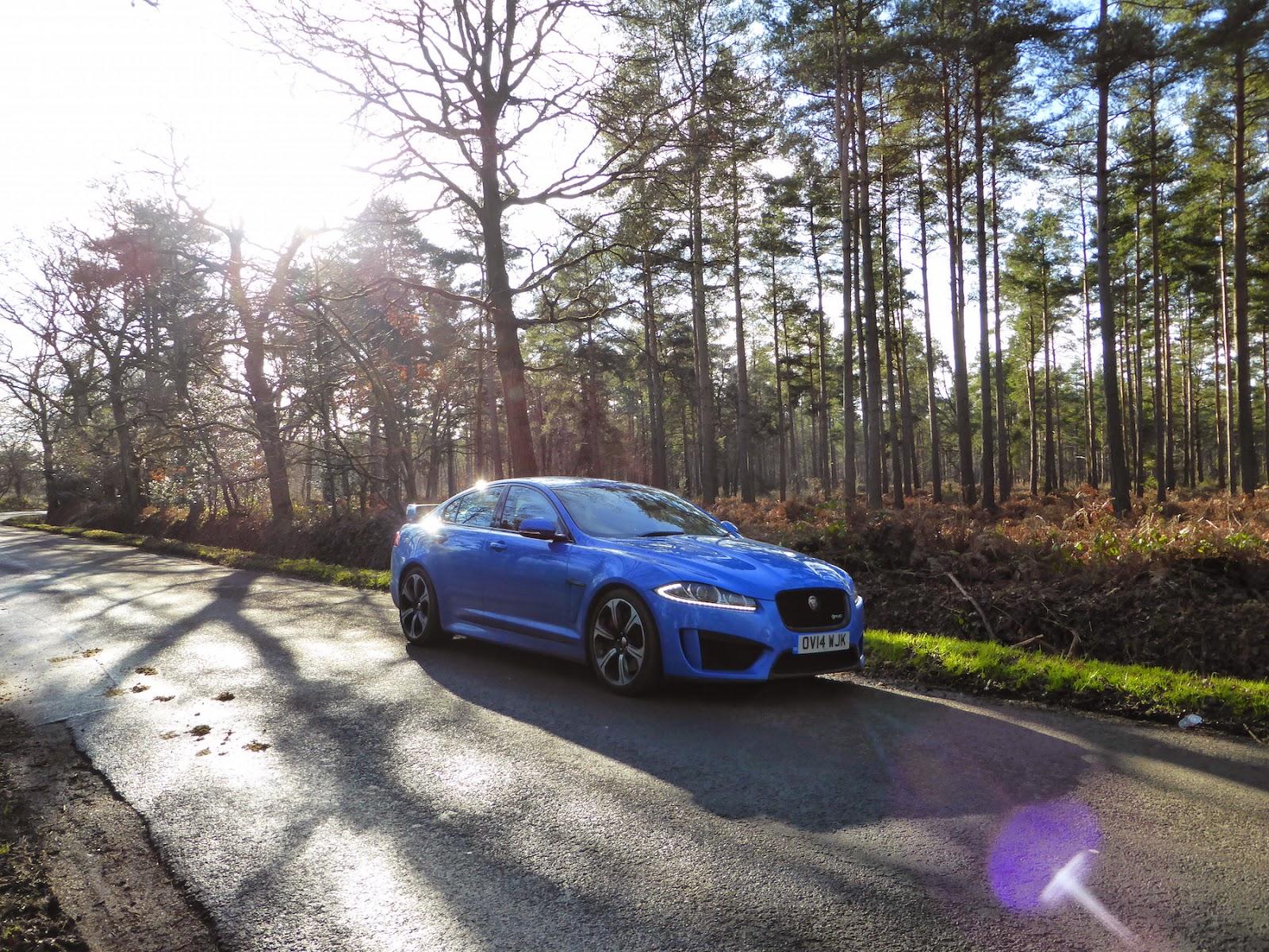 2015 Jaguar XFR-S