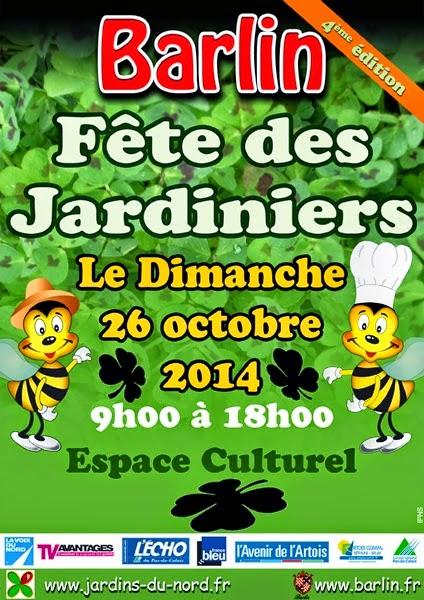 Fête des Jardiniers de Barlin 2014