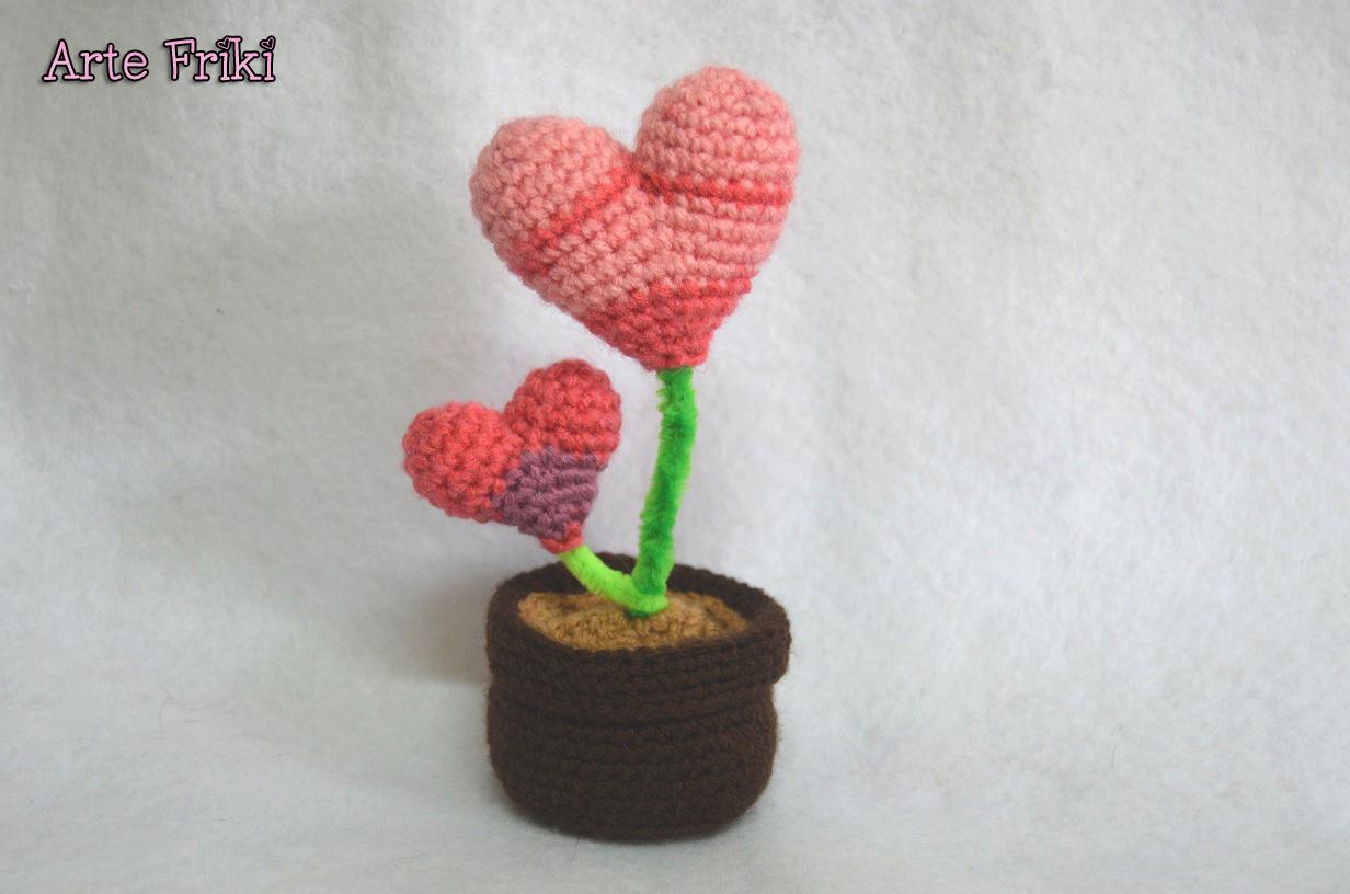 Planta Amorosa - Arte Friki