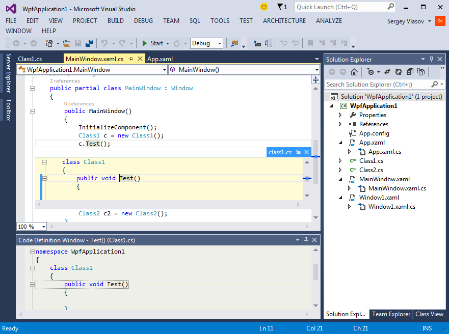 Microsoft Visual Studio 2015 Crack + Activation Key