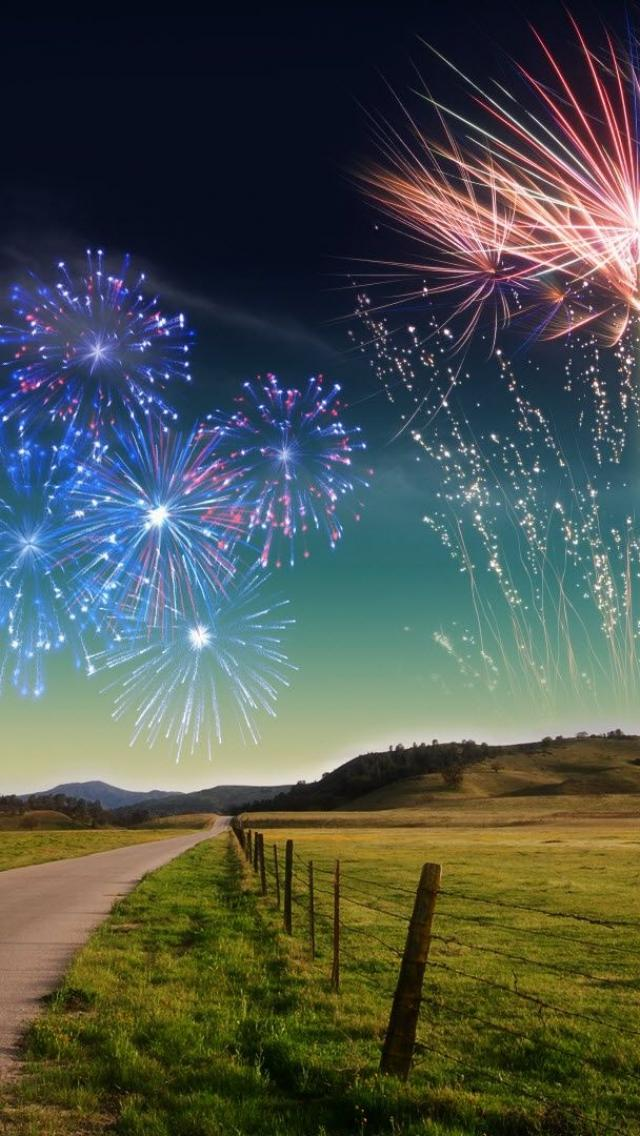 free new year 2013 iphone5 wallpaper 08