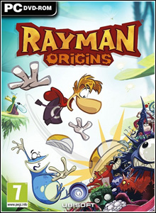 Download Rayman Origins Completo Razor1911 2012