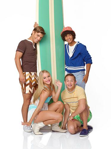 Teen Beach Movie' nuevas imágenes promocionales