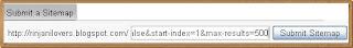 Sitemap, Google Webmaster tools, Cara Membuat Sitemap, Cara pasang Sitemap, Cara membuat Sitemap di Google Webmaster Tools
