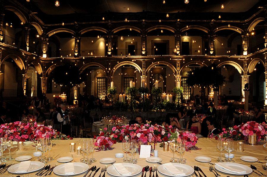 M s que una boda top 5 los mejores lugares para casarte - Sitios para bodas ...