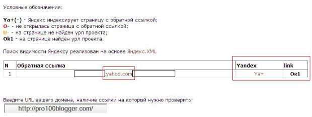 Ссылка с одного из сайтов Yahoo