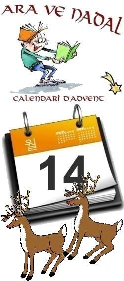 Calendari d'Advent 2017.