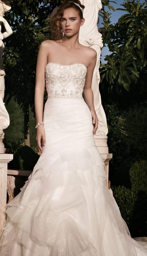 Chọn váy cưới cho cô dâu dáng gầy